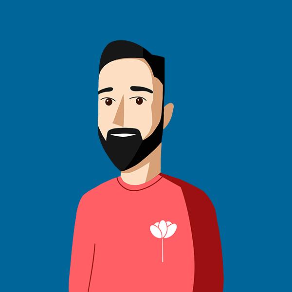 Jean-Baptiste est un spécialiste digital de l'agence web Cocliko à Thonon