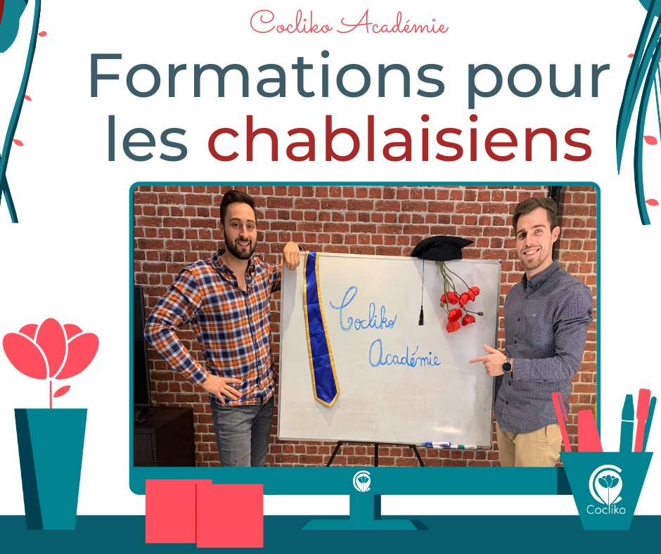 Cocliko Académie - Formations Marketing Digital à Thonon