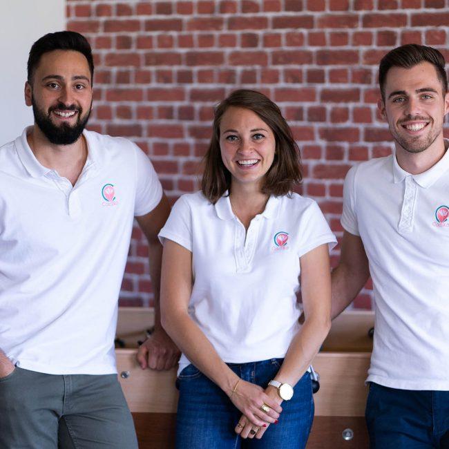 Team Cocliko agence communication